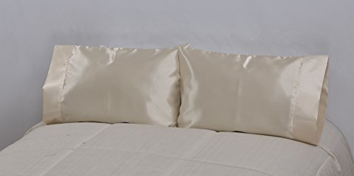 Set of 2 Super Strong and Durable Pillow Case / Protector /