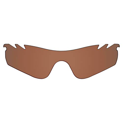 Flugger Replacement Lenses for Oakley RadarLock Path Vented Sunglass - Polarized Brown Brn 1 Brown Sunglasses