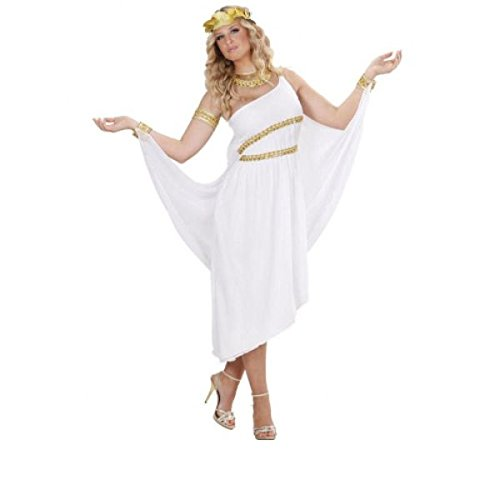 Greek Goddess Costume Medium For Toga Party Rome Sparticus Fancy Dress