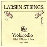 Larsen 1/4 Size Cello Strings L332-102 Set, Medium Tension