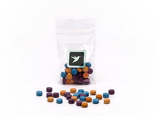 Kidfriendly Color Dye, Washable, Non-toxic Water Tablets (Bathtub Dye)