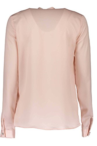 74g4028489z Pewh Rosa Con Guess Marciano 40 Mangas Camisa Mujer Las Largas Sxz5z7n