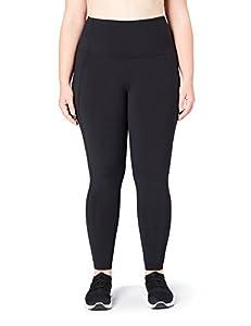 Core 10 Women's Onstride Run Plus Size High Waist Tight – Short/Regular/Tall