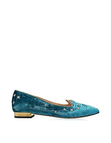 charlotte-olympia-womens-f1649351201-light-blue-velvet-flats