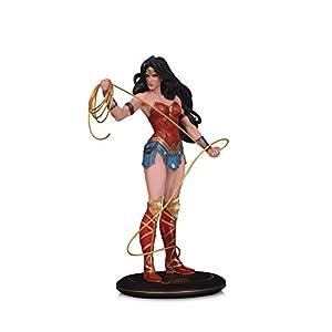 31UWSoE6SNL. SS300 DC Cover Girls: Wonder Woman by Joelle Jones Statue