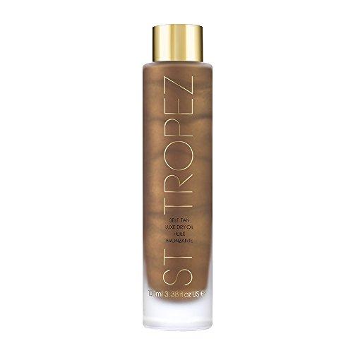 St. Tropez Luxe Dry Oil Huile Bronzante, 100 ml 3.38 fl Oz