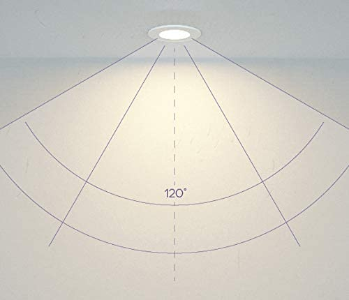 Dimmable Energy Efficient Bazz SLMRD4B4 Slim Integrated LED ...
