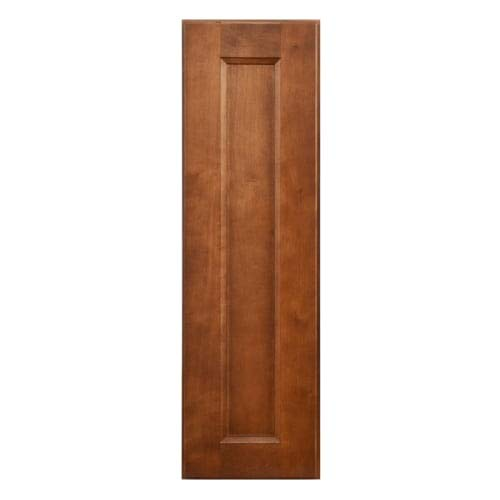 Sunny Wood ESW0930-A Ellisen 9 x 30 Single Door Wall Cabinet, Amber Spice
