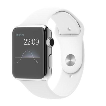 Apple Watch 42mm MJ3V2J/A [ホワイトスポーツバンド]