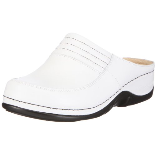 Berkemann Sydney Victoria 1112 - Zuecos para mujer Blanco