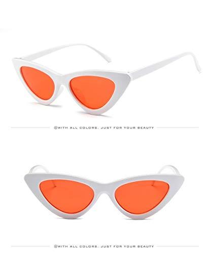 Transparentes UV400 Cateye Lentilles Unisexe Soleil Lunettes Wayfarer C12 Lunettes de Mode de Soleil de Polarisées Léger Fliegend Lunettes Homme Soleil Femme Miroir 58Xqpqdw