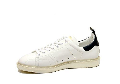 GOLDEN GOOSE Hombre G32MS631L4 Blanco Cuero Zapatillas