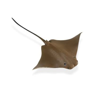Safari Ltd Wild Safari Sea Life Cownose Ray: Toys & Games