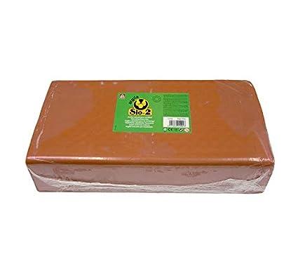 Arcilla Roja Para Modelar 12,5kg: Amazon.es: Oficina y papelería