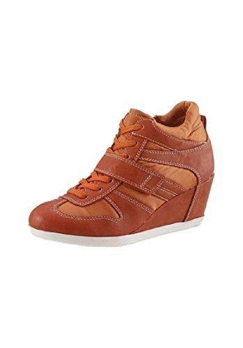 City Walk Boots Stiefeletten Damen von Orange
