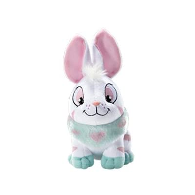 Neopets Collector Species Series 1 Plush with Keyquest Code Striped Cybunny [Deluxe Color]: Toys & Games