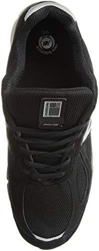 New Balance Men's M990BK4 Running Shoe, Black/Silver, 7 D US by New Balance (Image #8)