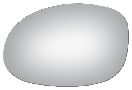 (Flat Driver Left Side Replacement Mirror Glass for 2001-2010 Chrysler Pt Cruiser)
