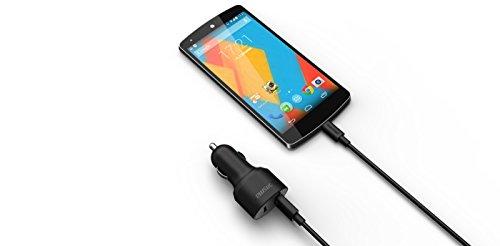 USB Type C Car Charger,Tronsmart 27W Dual USB Car Charger Quick Charging for Nexus 6P/5X, Google Pixel/Pixel XL,Galaxy S8/S8+