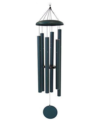 Corinthian Bells 53-inch Windchime, Green