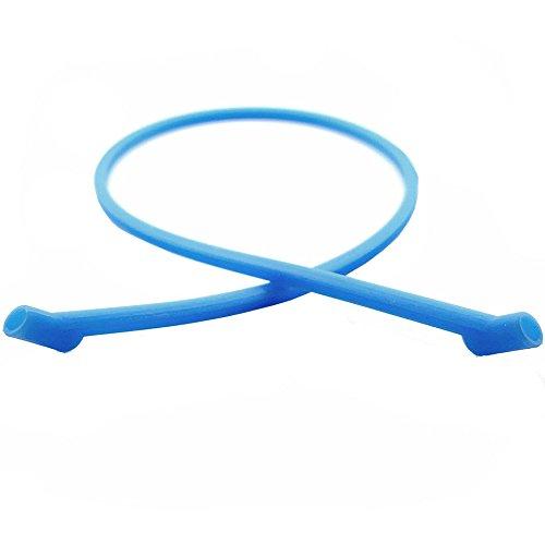 Lunettes Silicone Bande Lunettes Cordon de Ciel Bleu Soleil Porte à en wWqTW6Ba