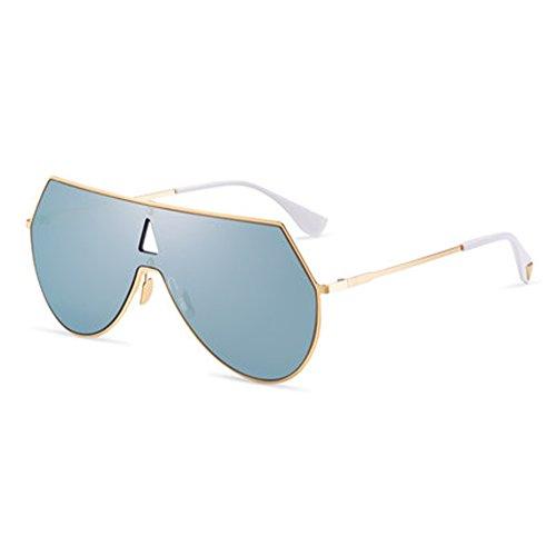 soleil personnalité soleil soleil Lunettes de protection Lunettes États Lunettes de de Europe pour B UV les de intégré hommes Cadre lunettes Unis et xg7nSqq