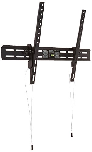 AmazonBasics Heavy-Duty Tilting TV Wall Mount for 37-inch to 80-inch TVs by AmazonBasics