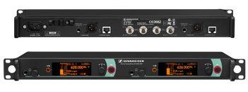 (Sennheiser SR 2050 IEM Transmitter Twin with Variable Output 2000 Series)