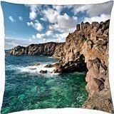 Los Hervideros - Throw Pillow Cover Case (18