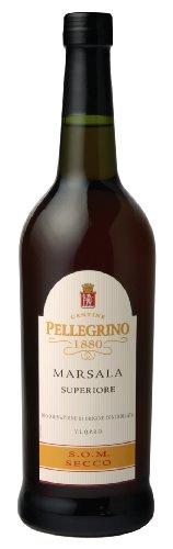 Marsala Superiore SOM 18% Vol., Dessertwein aus Sizilien