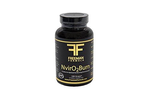 Freeman Formula Nviroburn Supplement, 120 Count