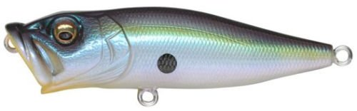 Megabass POP-X Topwater - USA Sexy French Pearl