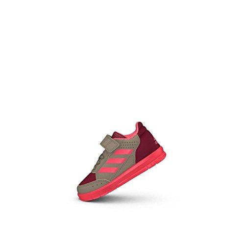 adidas Altasport El I - cburgu/corpnk/sbrown