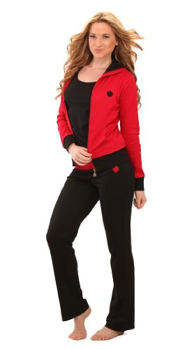 Cookie Wear Plain Cookie 06 activewear 3 piece zip-up hoodie, top & pants