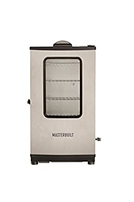 Masterbuilt MB20072718 Digital Electric Smoker 140S from Masterbuilt