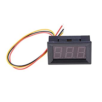 digital mini voltmeter ammeter dc 0v to 99 9v panel three how to use a multimeter pdf power supplies for beginners, part 1