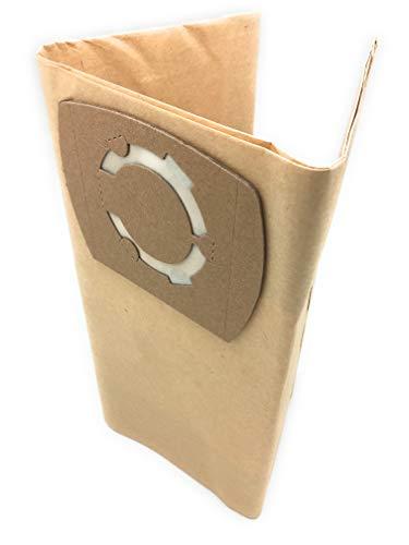 5 x sacchetti di carta e 1 x Mini Tool Kit per Numatic Henry Hetty James Aspirapolvere