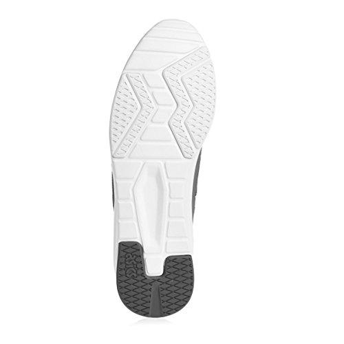 Hombre Zapatillas Lyte Jogger Gris Asics v7E4P8WW
