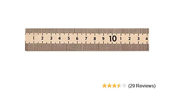 School Smart Wooden Meter Stick With Plain Ends
