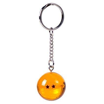 (2S) LLavero 3D Dragon Ball Z (2 Estrellas) - Bola de Dragón Z