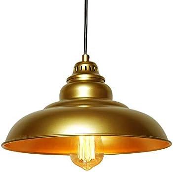 FINXIN 1-Light Hanging FXPL03 Gold 12