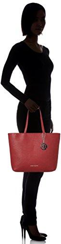 Mujer Rojo Armani royal Bolsos Red Womans Shopping Exchange Totes qwX1fTz6x