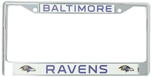 Baltimore Ravens Chrome Frame]()