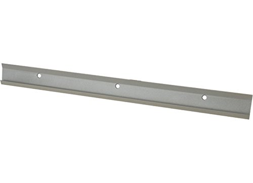 Organized Living freedomRail Rail for freedomRail Closet System, 80-inch - Nickel by Organized Living