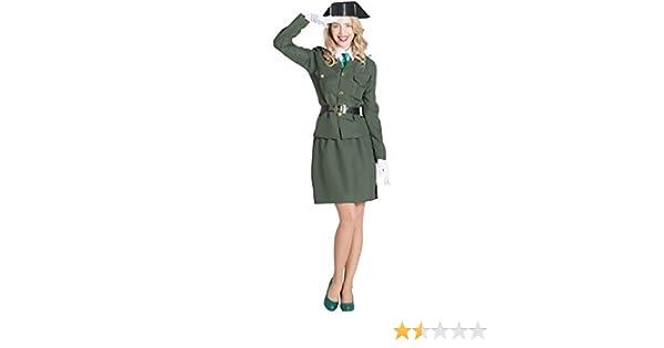 Car&Gus Disfraz de Guardia Civil para Mujer: Amazon.es: Juguetes y ...