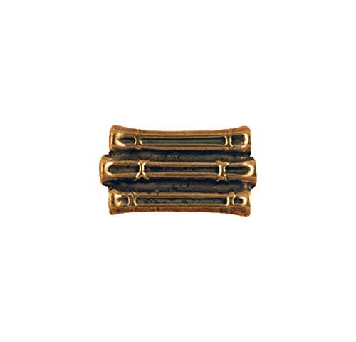 Decorative Cabinet Hardware Cupboard/Drawer Knob, Antique Brass ()