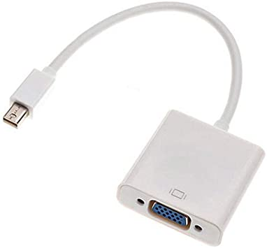 Travel adapter MINI DISPLAY PORT DP TO VGA CABLE ADAPTER FROM EU