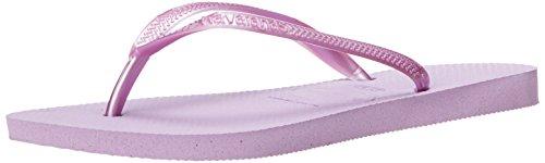Lilac Women's Slim Flip Havaianas Soft Flop FXq7wd
