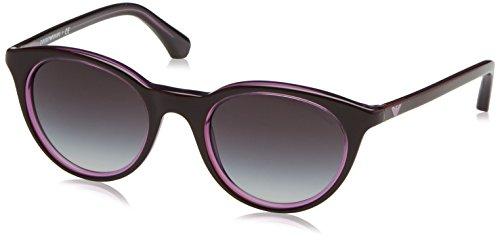 Armani Emporio Violet Violet EA4061 54818g Noir Sonnenbrille Top zgZ7wrxqdZ