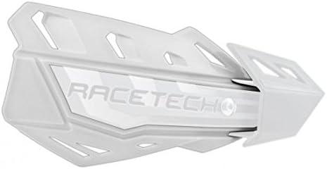 Coque De Rechange Proteges Mains Racetech Flx Blanc 789669
